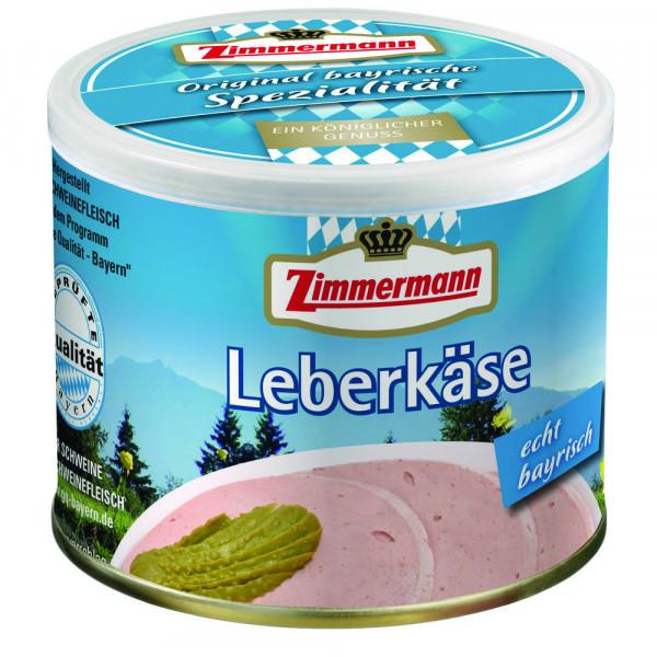 Leberkäse, bayrisch