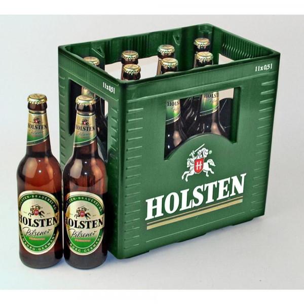Pilsener Bier 4,8%, 11 x 0,5l