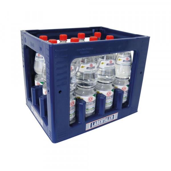 Stephanie Brunnen Mineralwasser, Naturell (12 x 1 Liter)