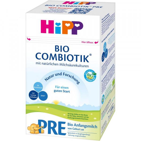Combiotik Anfangsmilch, Pre