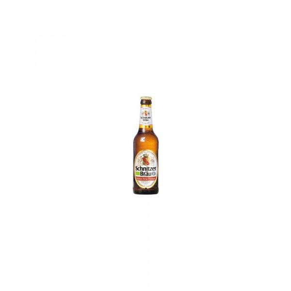 Bio Premium Hirse-Bier 5% (24 x 0.33 Liter)