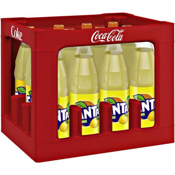 Lemon Limonade (12 x 1 Liter)