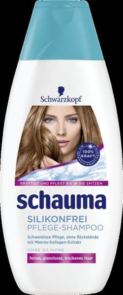 "Schauma Shampoo ""Silikonfrei Pflege"""