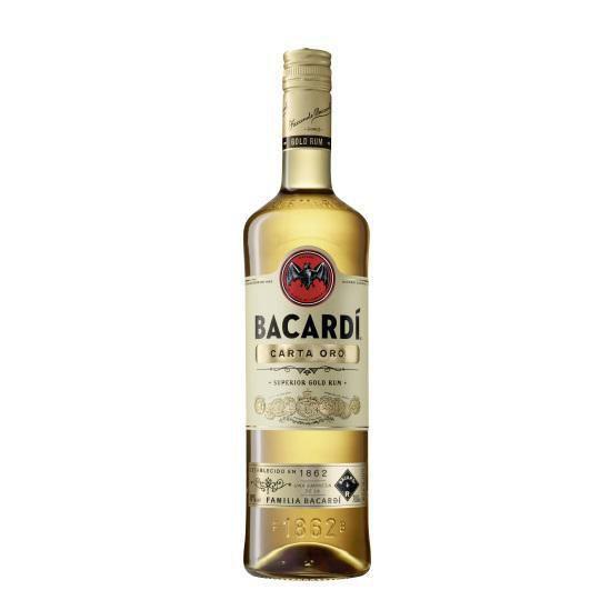 Rum Carta Oro Superior Gold 40%