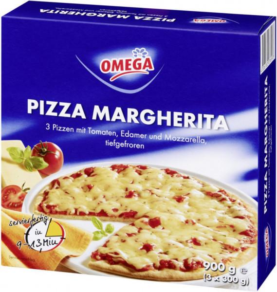 Pizza Margherita, tiefgekühlt