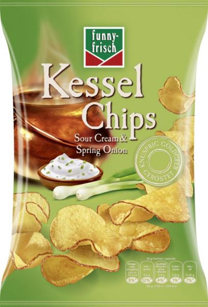 Kessel Chips, Sour Cream & Onion