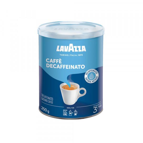 Espresso entkoffeiniert, gemahlen
