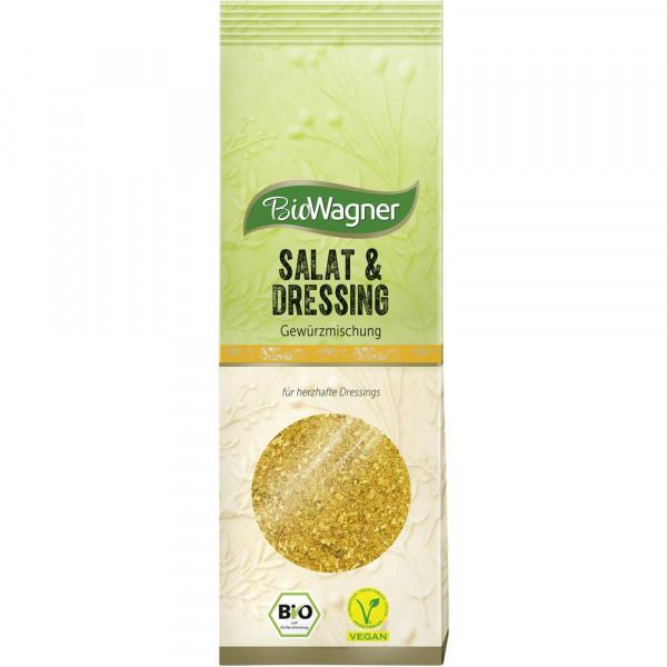 Bio Salat- & Dressing Gewürzmischung