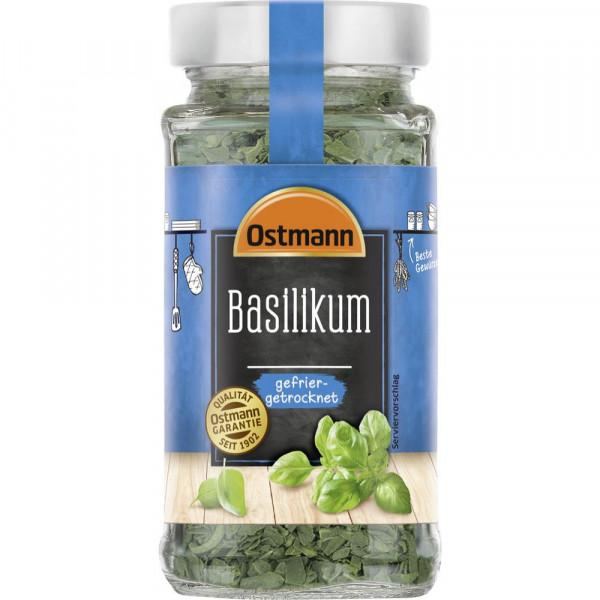 Basilikum, gefriergetrocknet