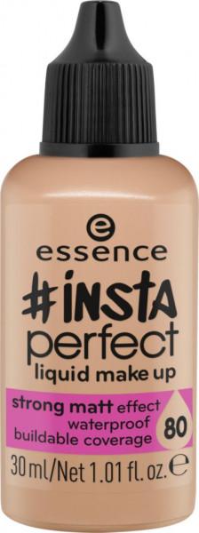 Make-Up Insta Perfect Liquid, Hot Chocolate 80