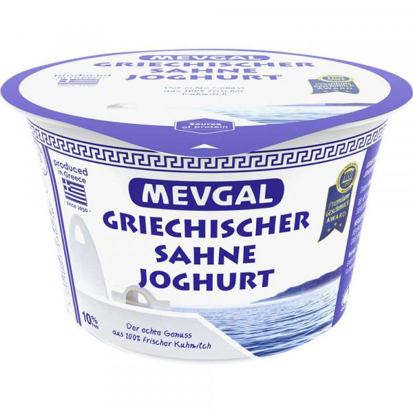Griechischer Sahnejoghurt, 10% Fett