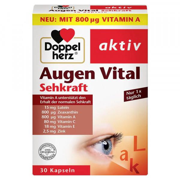 Augen Vital Lutein+Zeaxanthin