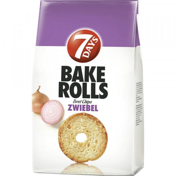 "Brotchips ""Bake Rolls"", Zwiebel"