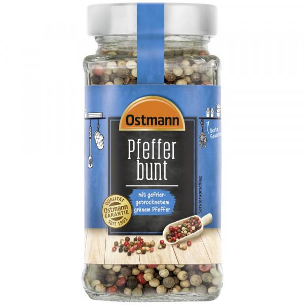 Pfeffer, bunt