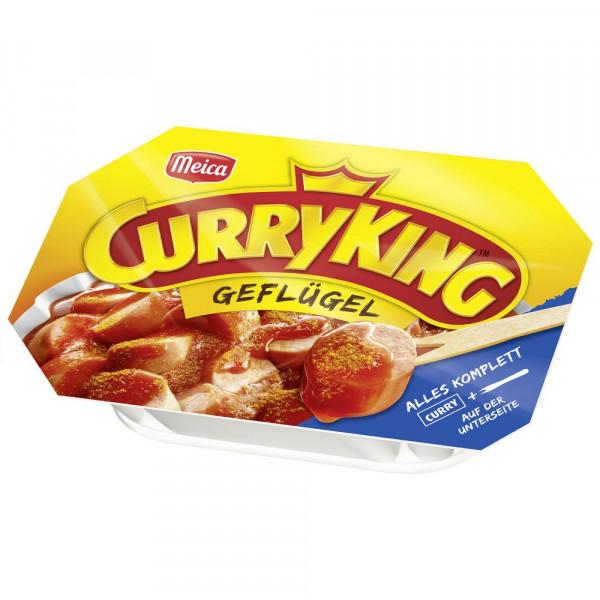Curry King, Geflügel