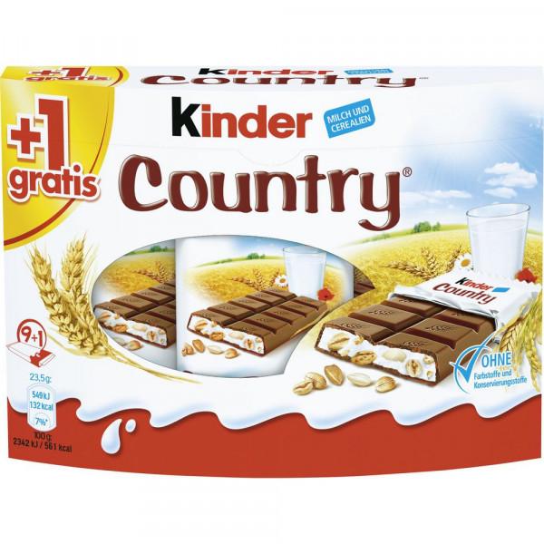 Schoko Riegel mit Milchcreme & Cerealien
