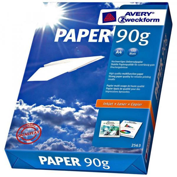 Kopierpapier A4, 90g/m²