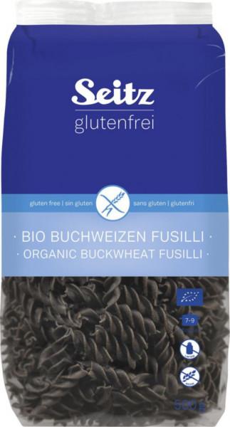 Bio Buchweizen Fusilli, glutenfrei