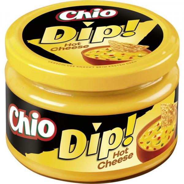 Tortilla Dips, Hot Cheese