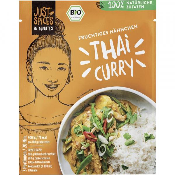 """Bio Gewürzmischung """"Fruchtiges Thai-Curry"""""""