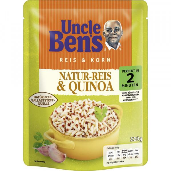 Naturreis & Quinoa