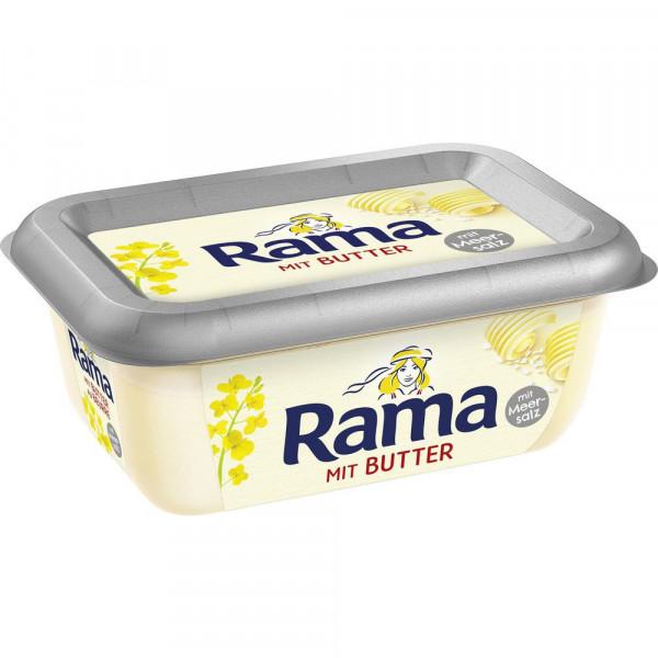 Halbfettmargarine mit Butter & Meersalz