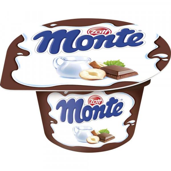 Monte Pudding