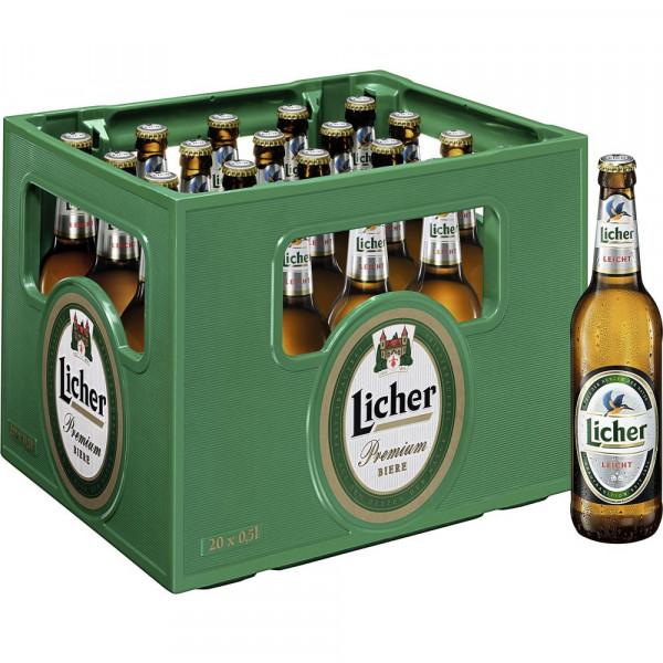 Leichtbier 2,8% (20 x 0.5 Liter)