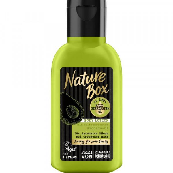 "Body Lotion ""Energy or pure beauty"", Avocado"
