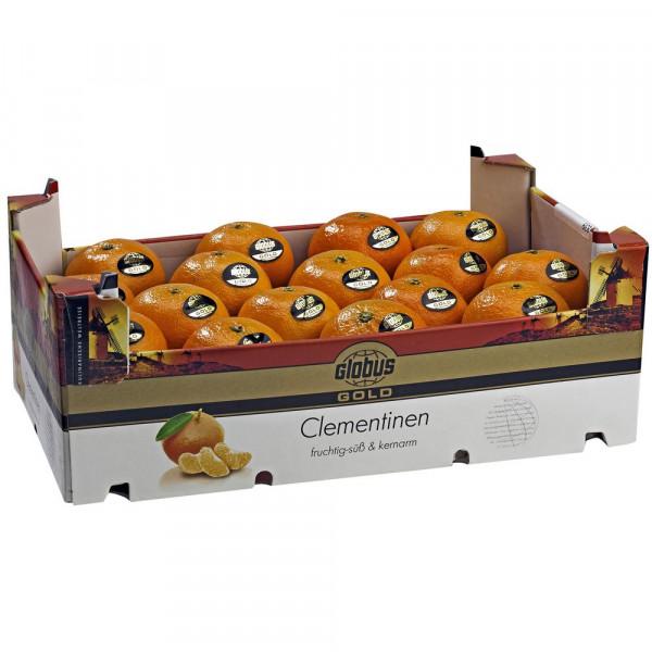 Clementinen, Kiste