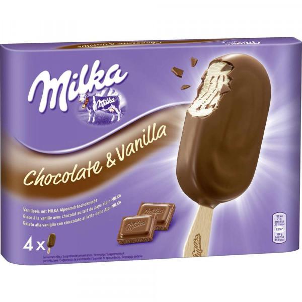 Stieleis, Chocolate & Vanilla