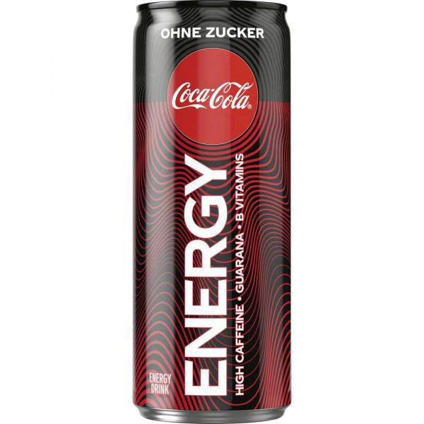Energy Drink, zuckerfrei