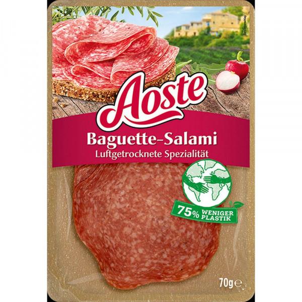 Baguette-Salami, luftgetrocknet