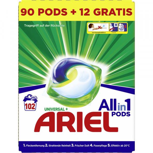 Waschmittel All in 1 Pods, Universal