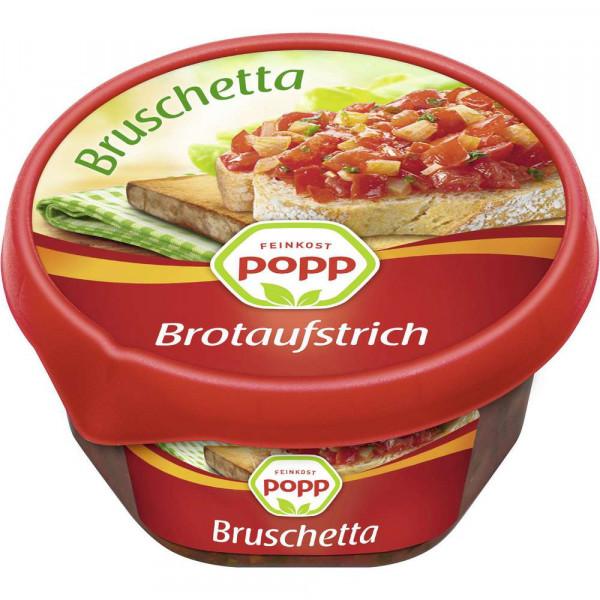 Brotaufstrich, Bruschetta