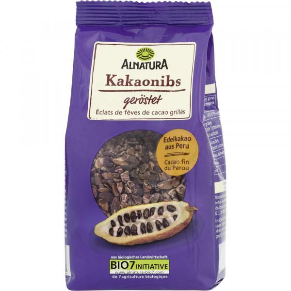 Bio Kakaonibs geröstet