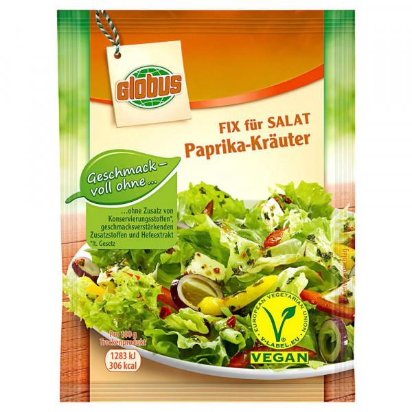 Fix für Salat, Paprika/Kräuter