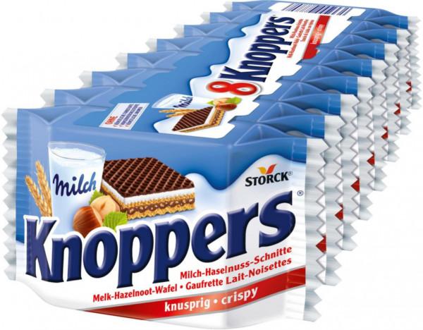 Schokolade Milch-Haselnuss-Schnitte
