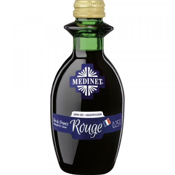 Medinet rot halbtrocken Vin de Pays d'Oc