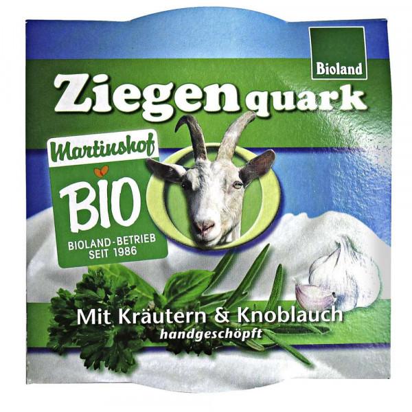 Bio Ziegenquark, Kräuter