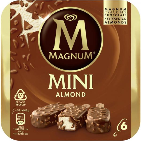 "Stieleis ""Magnum Mini"", Almond"