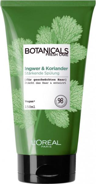 """Spülung """"Botanicals"""", Ingwer + Koriander"""