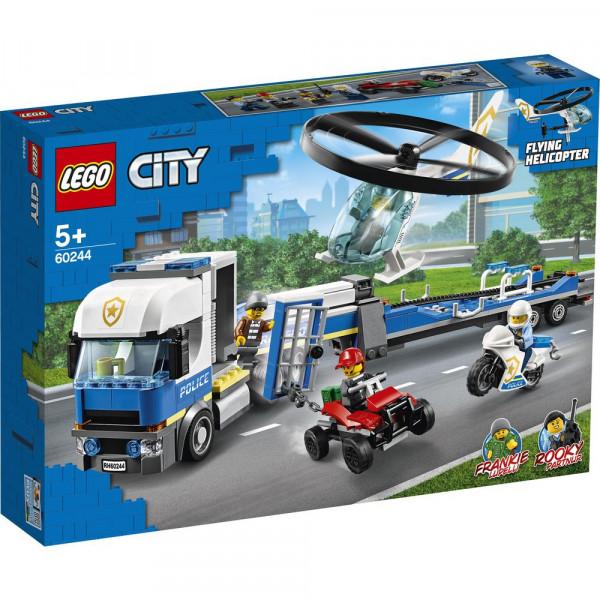 """60244 Polizeihubschrauber-Transport """"City"""""""