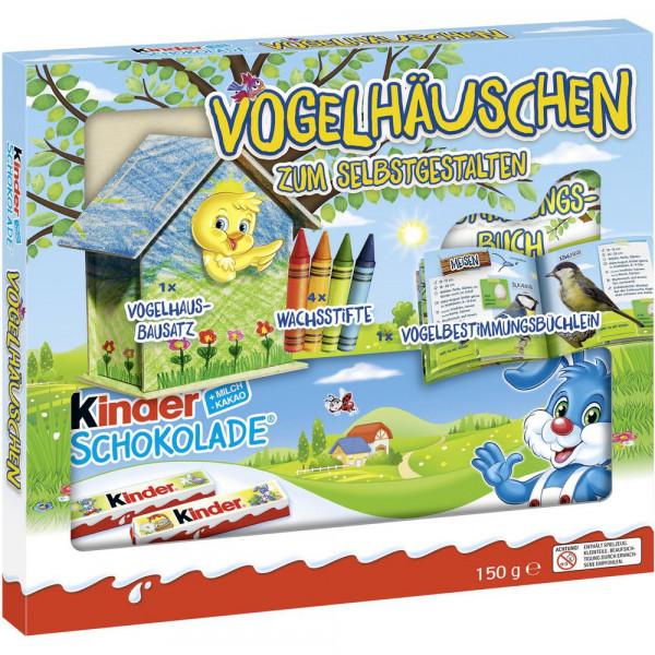 """Schokoladen-Mix """"Vogelhäuschen"""""""