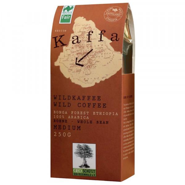 Wildkaffee Medium, Bohnen