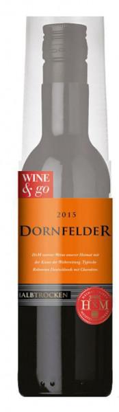 Wine & Go Dornfelder Rheinhessen DQW