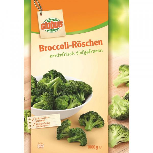 Brokkoli, tiefgekühlt
