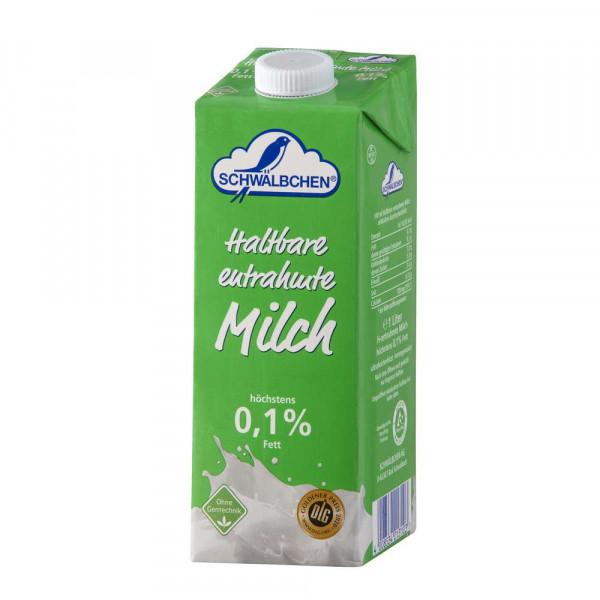 H-Milch 0,1% Fett