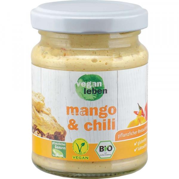 Bio Brotaufstrich, Mango & Chili