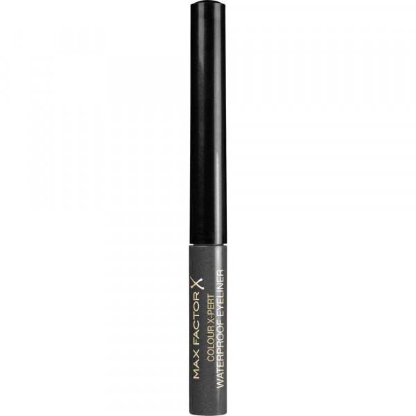 Colour X-Pert Waterproof Eyeliner, Metallic Anthracite 02